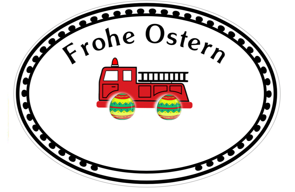 frohe ostero